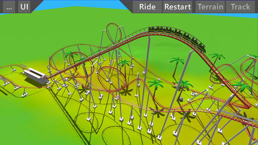 Ultimate Coaster 2 0.23 screenshots 5