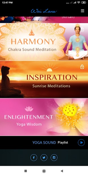 Easy Meditation App screenshot 3