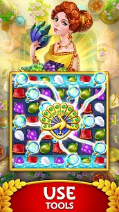Jewels of Rome: Gems and Jewels Match-3 Puzzle 1.22.2200 Apk + Mod 2