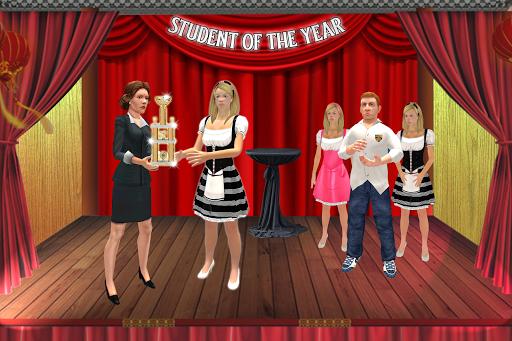 Virtual School Girl Simulator: High School Game 2.04 screenshots 4