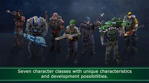 Alien Shooter TD screenshots 4