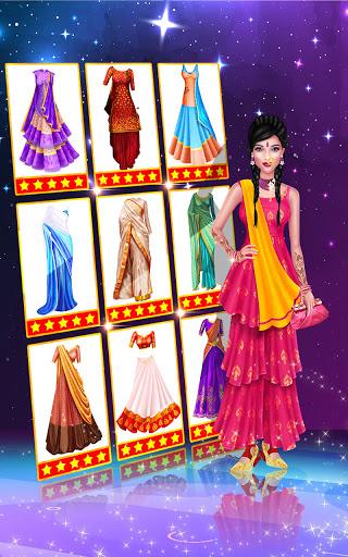 Wedding Fashion Stylist: Indian Dress up & Makeup 1.0 screenshots 20