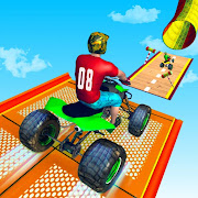 ATV Moto Bike Stunts Racing New ATV Quad Bike Game