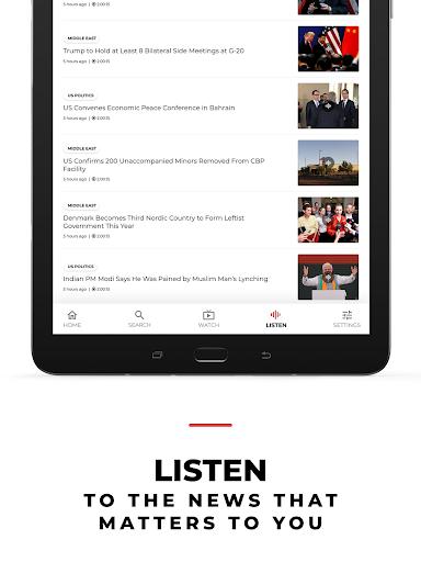 VOA News 4.2.2 Screenshots 10