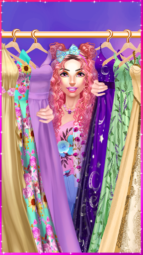 Ellie Fashionista - Dress up World  Screenshots 1