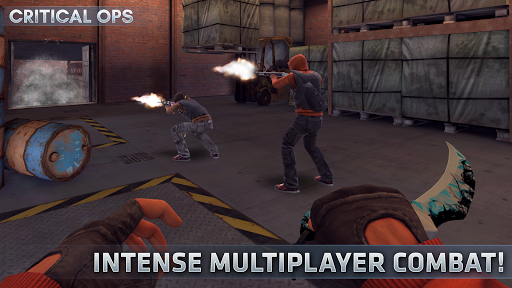 Critical Ops: Online Multiplayer FPS Shooting Game 1.22.0.f1268 screenshots 8