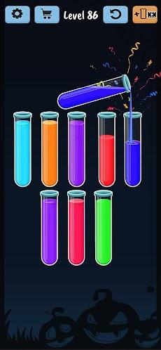 Color Water Sort Puzzle: Liquid Sort It 3Dのおすすめ画像3