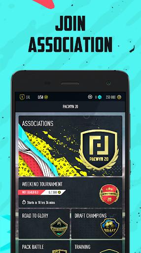 Pacwyn 20 - Football Draft and Pack Opener 2.0.0 Screenshots 3