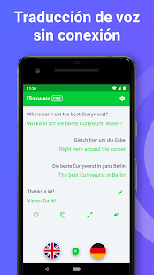iTranslate - Traductor de Idiomas y Diccionario Screenshot