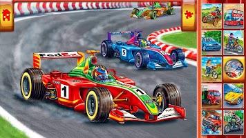 World of Cars! Car games for boys! Smart kids app