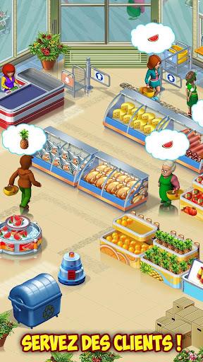 Télécharger Gratuit Supermarket Mania : le périple APK MOD (Astuce) 2