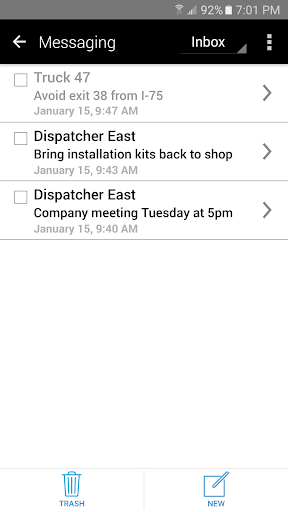 AT&T Workforce Manager screenshots 5