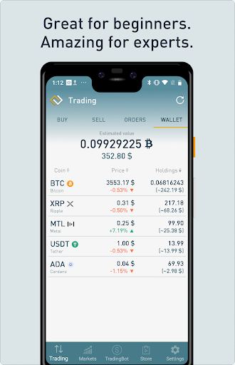 ProfitTrading For Binance - Trade much faster android2mod screenshots 2