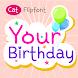 CatYourbirthday™ Latin Flipfont