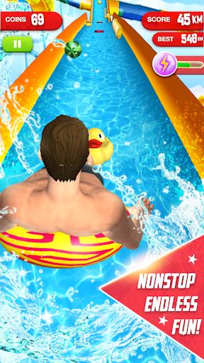 Water Slide Summer Splash - Water Park Simulator apkmr screenshots 4
