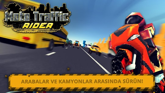 Motosiklet Sürüşü  Otoban Yolu Apk İndir 2