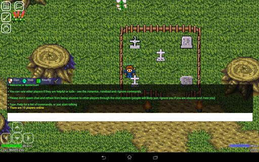 WinterSun MMORPG (Retro 2D) apkpoly screenshots 11