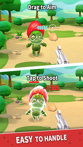 Catch Zombies Alive  screenshots 1
