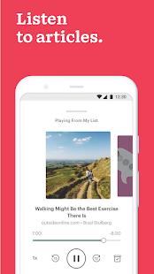 Pocket: Save. Read. Grow. 7.48.0.0 Screenshots 6
