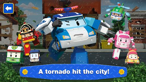 Robocar Poli: Builder! Games for Boys and Girls!  screenshots 1