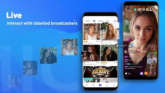 MICO: Make Friend, Private Live Chat & Live Stream MOD APK V6.2.5.9 – (Unlimited Coins) 3