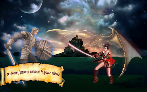 Medieval War Fighting Fantasy: Battle Scars  screenshots 4