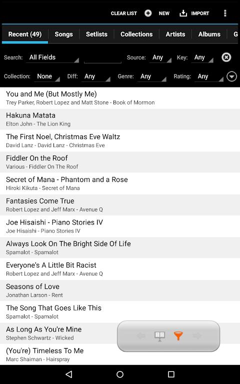 MobileSheetsPro Music Viewer  poster 8