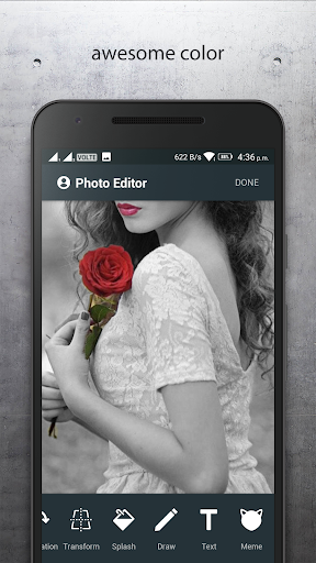 New version photo editor 2020 1.6.3 Screenshots 3