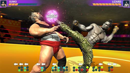 Club Fighting Games 2021 1.2 screenshots 11