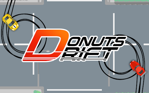 Donuts Drift: Addicting Endless Fast Drifting Game
