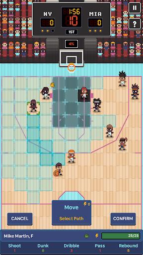 Hoop League Tactics  screenshots 5