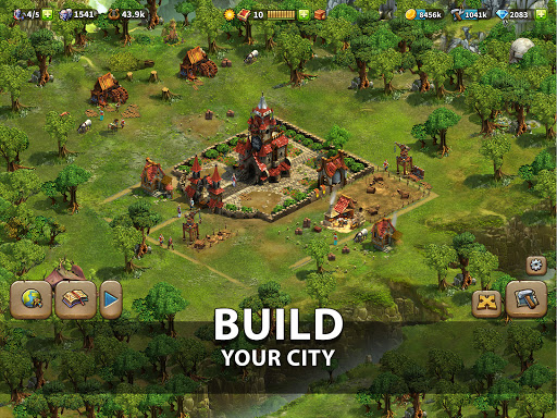 Elvenar - Fantasy Kingdom  screenshots 18