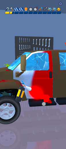 Used Cars Dealer - Repairing Simulator Game 3D android2mod screenshots 2