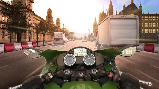 MotorBike: Traffic & Drag Racing MOD APK I Yarış Oyunu 2021 3
