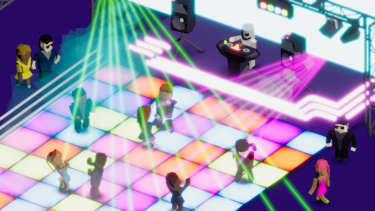 Nightclub Empire – Idle Disco Tycoon Mod Apk (Free Shopping) 2