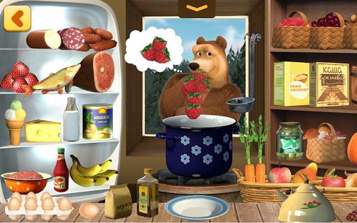 Masha and Bear: Cooking Dash 1.3.8 Screenshots 21