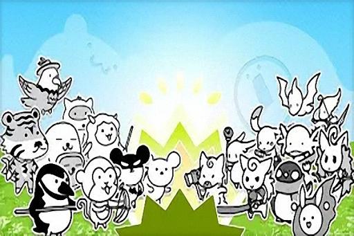 Milky Animals Cute Game apklade screenshots 1