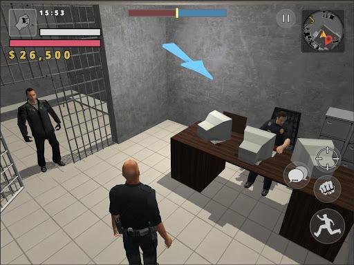 Police Cop Simulator. Gang War  Screenshots 14