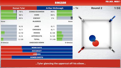 LEATHER®: Tactical Boxing Management (Lite)  screenshots 1
