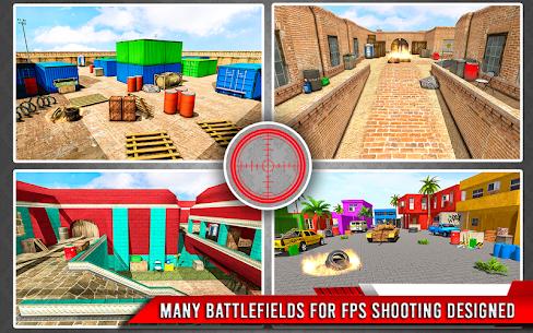 Fps Robot Shooting Games Mod Apk– Counter Terrorist (God Mode) 6