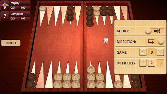 Backgammon Mighty Apk 3