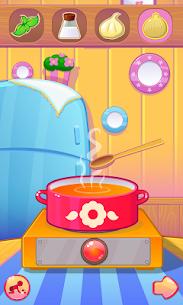 My Baby Food – Mutfak Oyunu Full Apk İndir 5