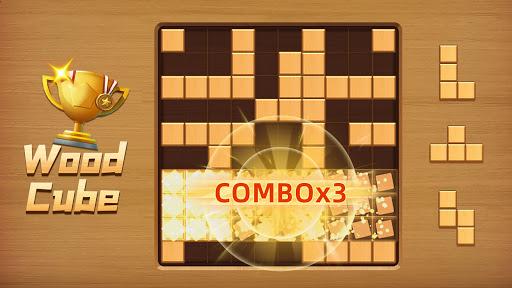 WoodCube: Block Puzzle Game  screenshots 16