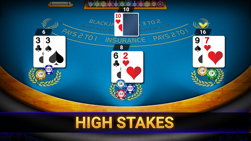 Blackjack Casino 2021: Blackjack 21 & Slots Free 3.0 screenshots 2
