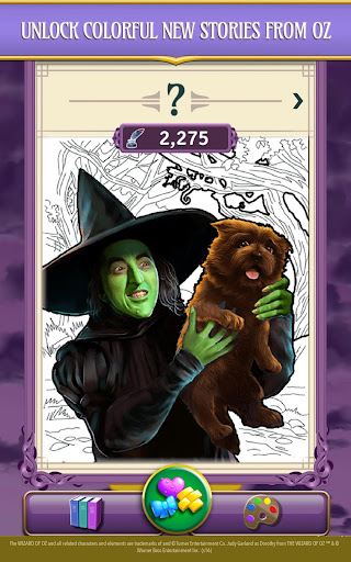 The Wizard of Oz Magic Match 3 Puzzles & Games 1.0.4864 screenshots 2