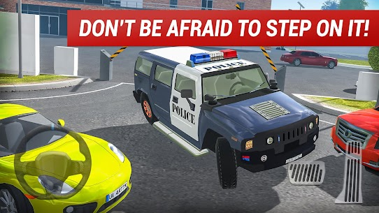Roundabout 2: A Real City Driving Parking Sim Apk Download 4