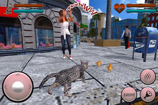Cat Family Simulator: Stray Cute Kitty Game 10.1 screenshots 7