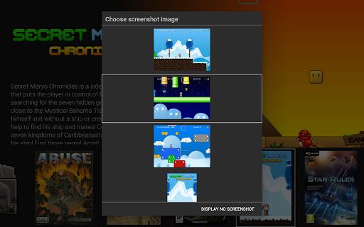 RESET Collection (Emulator Frontend) apkdebit screenshots 8