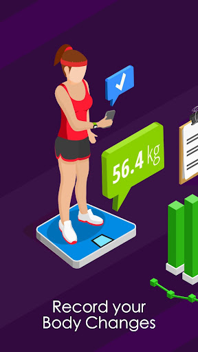 Weight Diary - Weight Loss Tracker, BMI, Body Fat 3.6.0.1 Screenshots 1