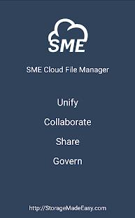 File Fabric Multi-Cloud File Manager